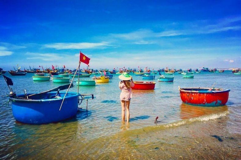Top những điều thu hút giới trẻ tới làng chài Phan Thiết